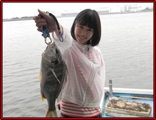 門脇佳奈子 釣り 腕前