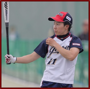 山田恵里選手 経歴 実績